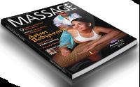 Image of Massage Magazine September 2011