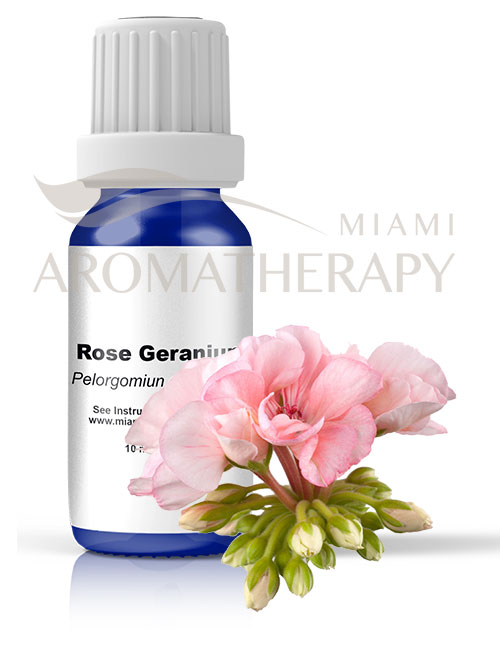 Image of Geranium Rose Essential Oil