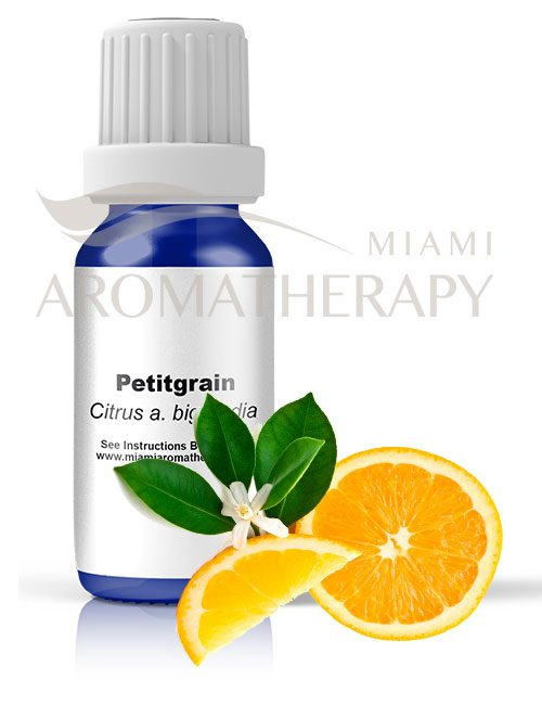 Image of Petitgrain Essential Oil