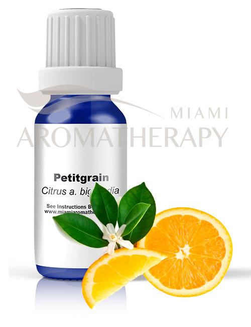 Image of Petitgrain Essential Oil
