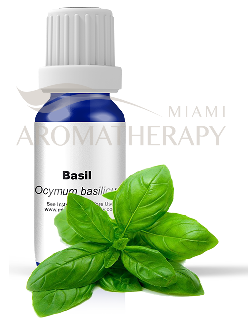 Image of Basil Essential Oil