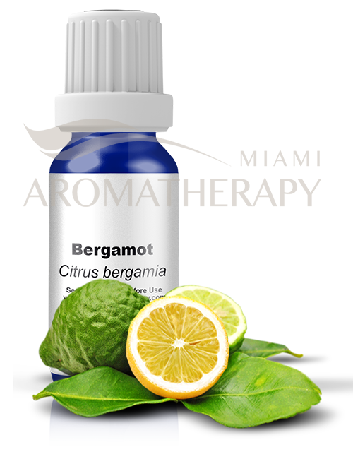 Image of Bergamot Essential Oil