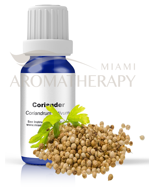 Image of Coriander Essential Oil