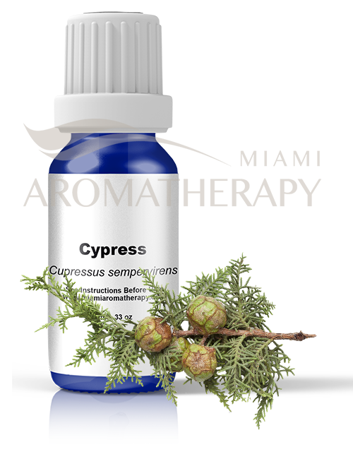 Image of Cypress Essential Oil