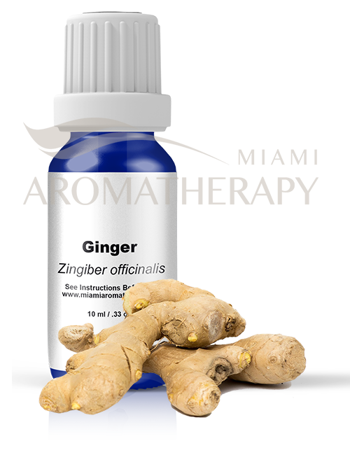 Image of Ginger Essential Oil