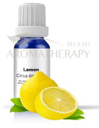 Image of Lemon Essential Oil