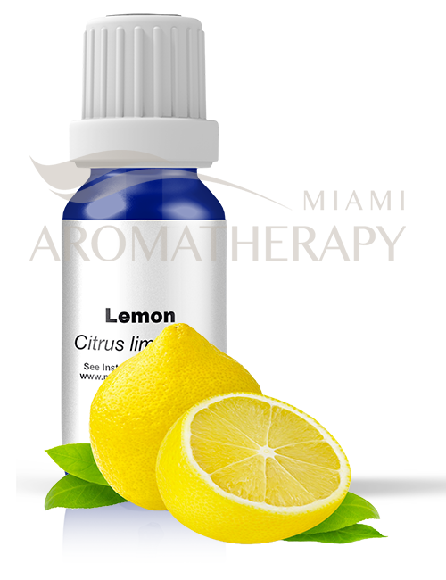 Image of Lemon Essential Oil