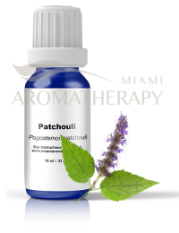 Image of Patchouli Essential Oil
