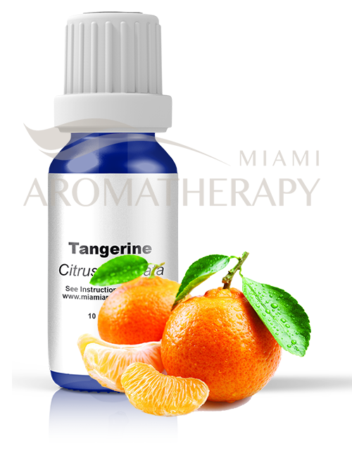 Image of Tangerine Essential Oil