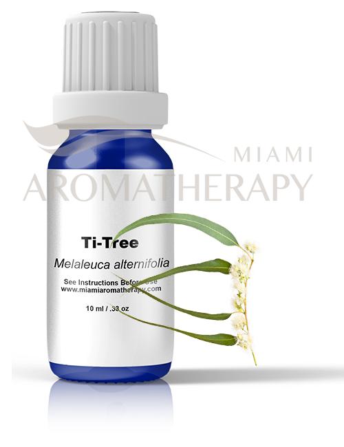Image of Ti-tree (Melaleuca) Essential Oil