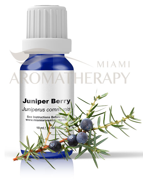 Image of Juniper Berry Essential Oil