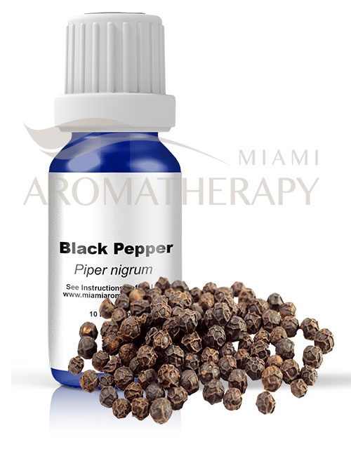 Image of Black Pepper Essential Oil