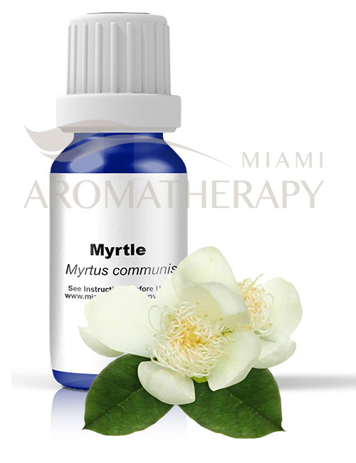 Image of Myrtle Essential Oil