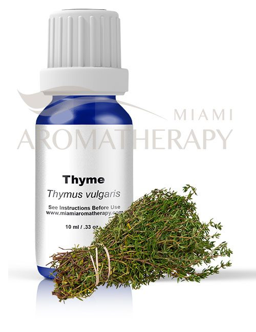 Image of Thyme Essential Oil